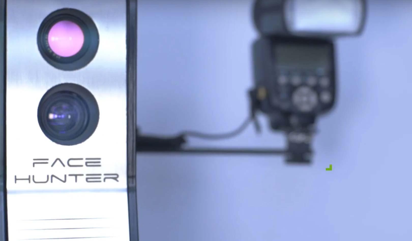 FACE HUNTER – The Zirkonzahn 3D Facial Scanner